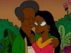 The Simpsons 10x14 : I'm With Cupid- Seriesaddict